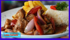 La Gastronomia del Peru